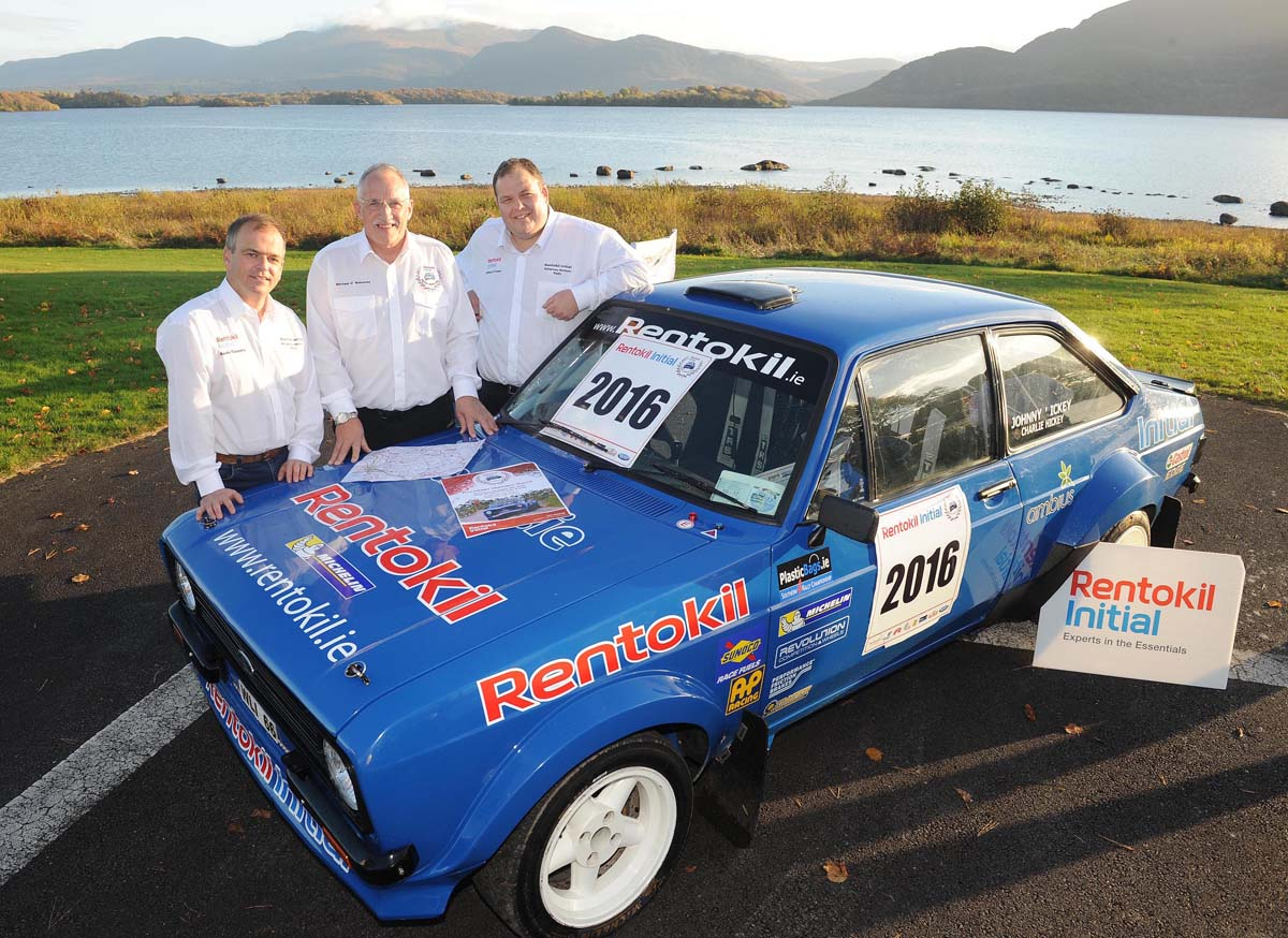 Historic Rally Launch 2016 - Killarney and District Motor Club