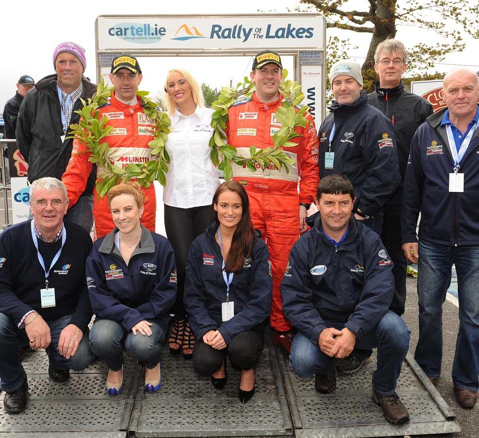 Rally 2015 Finish 21