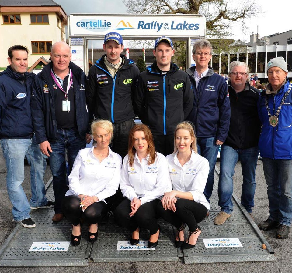 Rally Finish 2014 31